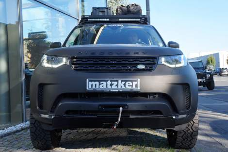 Land Rover Discovery 5 3.0 TD6 HSE