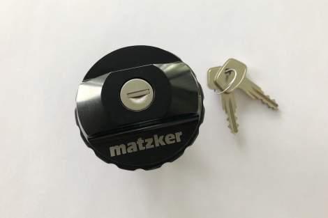 Matzker Tankdeckel – Defender TD4 und Td5
