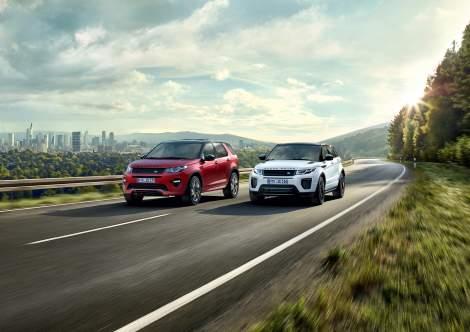 Land Rover-Gebrauchtwagentage vom 25. bis 30. Oktober 2018