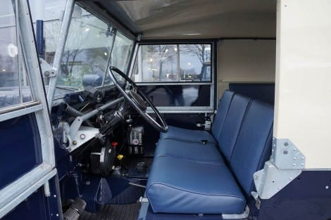 "Land Rover 80 Series I ""Rijkswacht"""
