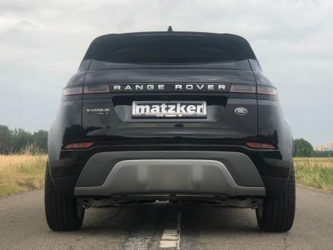 LM-Spurverbreiterung 25 mm – New Range Rover Evoque