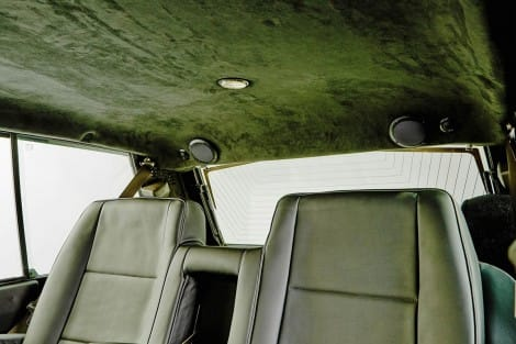 Vogue-Dachhimmel – Range Rover Classic