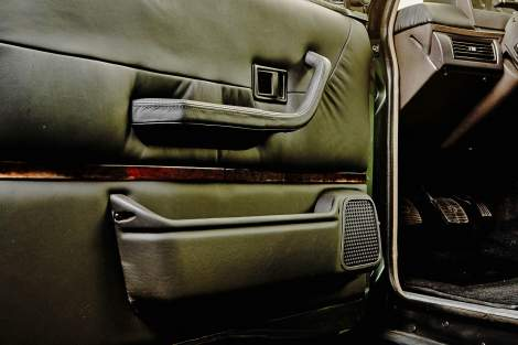 Vogue-Türverkleidung – Range Rover Classic