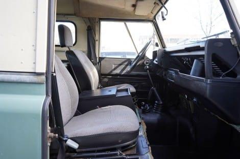 Land Rover 110 Tdi 200 Hardtop