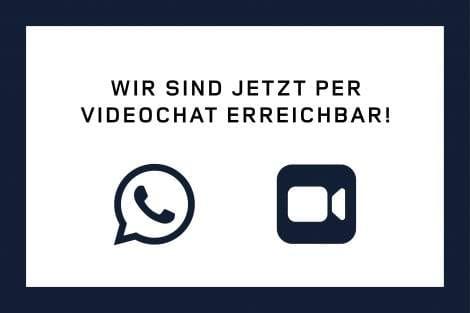 Jetzt: Fahrzeugpräsentation per Videochat