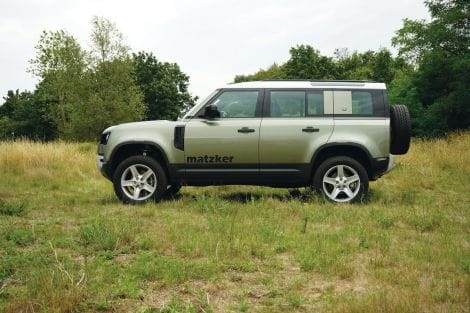 Electronic Handling und Offroad Kit - New Defender
