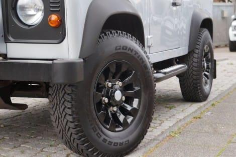Land Rover Defender 90 TD4 2.2 SW E