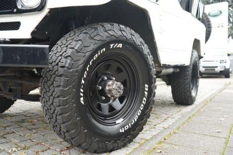 Toyota Land Cruiser FJ40 4.2l 6 Zylinder Petrol Europa