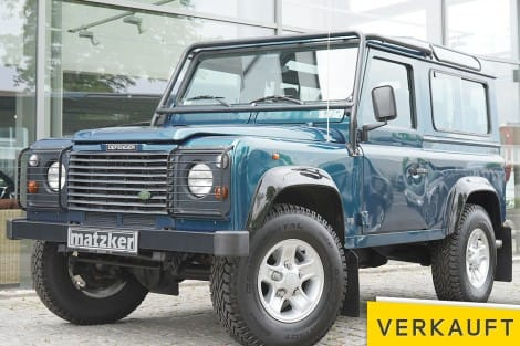 Land Rover Defender 90 50th Anniversary V8