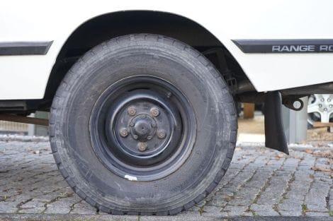 Range Rover Classic 3.5 V8 2-door