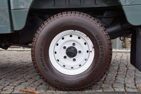 Land Rover Defender 130 TD4 2.2 Crew Cab E