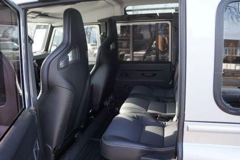 Land Rover Defender 110 TD4 2.2 Station Wagon SE BOLIVIEN