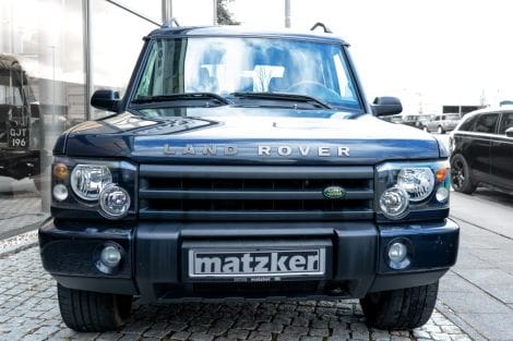 Land Rover Discovery 2 Td5 2.5 Sondermodell GANT MY2004