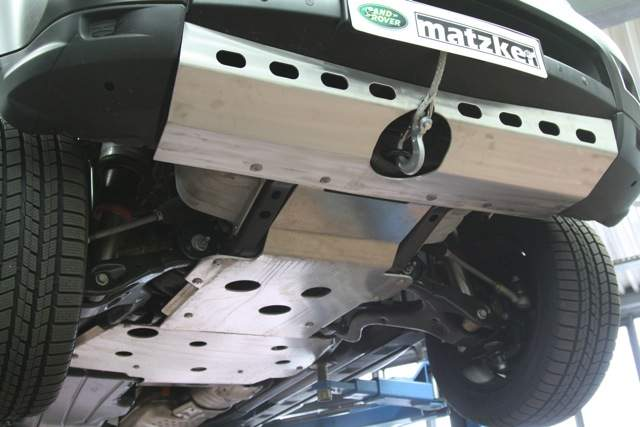 Unterfahrschutz-System - Range Rover Sport (bis MJ 2012)