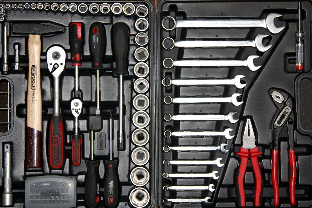 universal werkzeugsatz ks tools. Black Bedroom Furniture Sets. Home Design Ideas