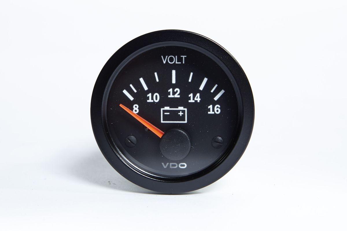 Zusatzinstrument Voltmeter – Defender