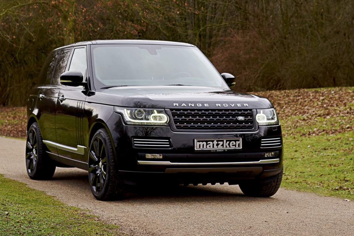 Speed Unlimiter – Range Rover