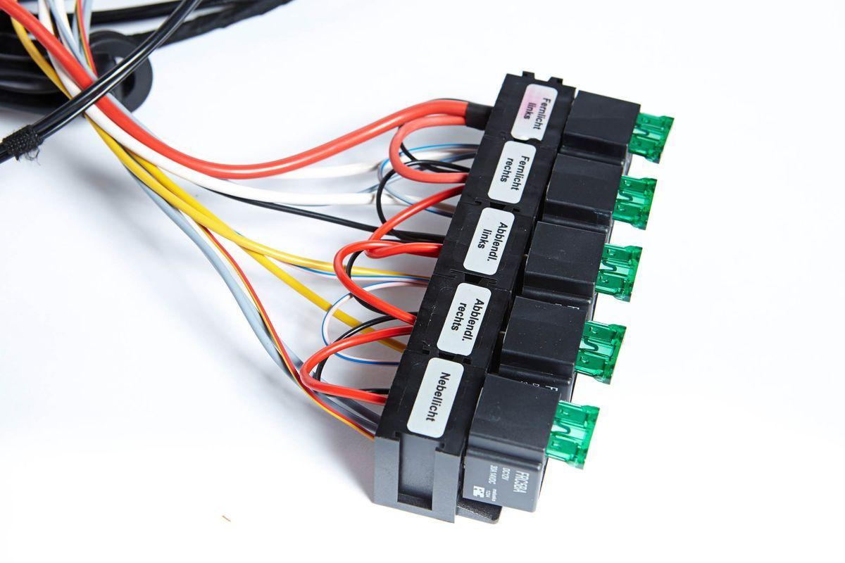 Hochleistungs-Lichtanlage – Defender