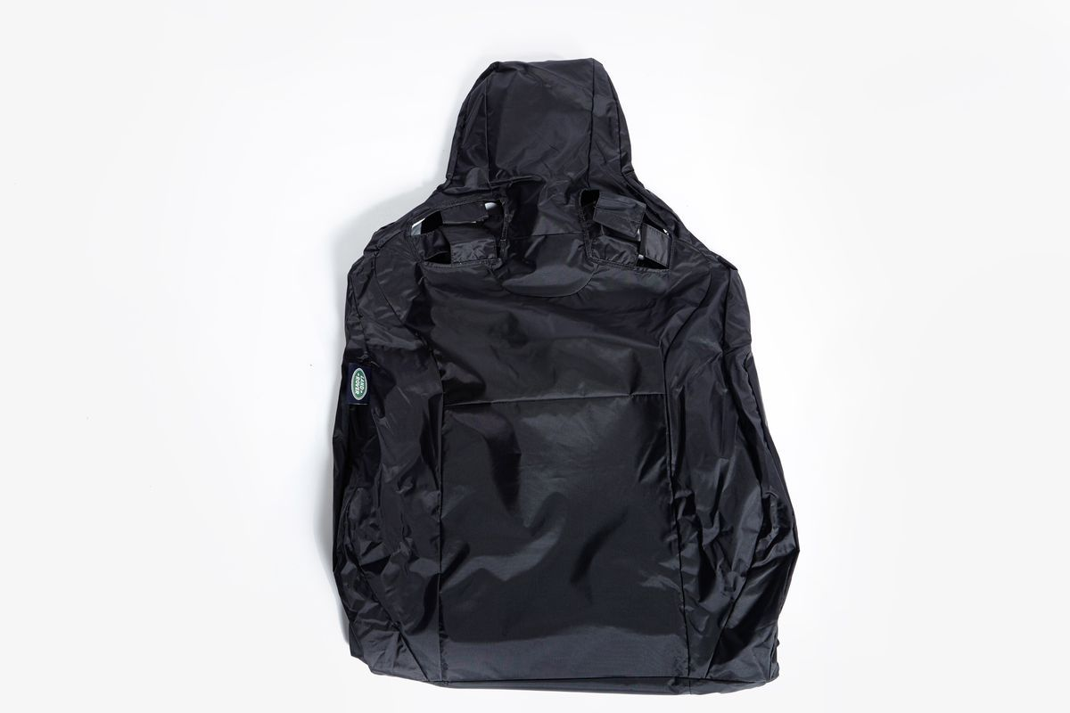 Schonbezüge Waterproof – Standard TD4 Sitz mit sep. Kopfstütze – Defender