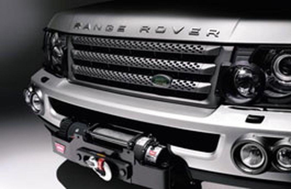 Seilwinde – Range Rover Sport (bis MJ 2012)