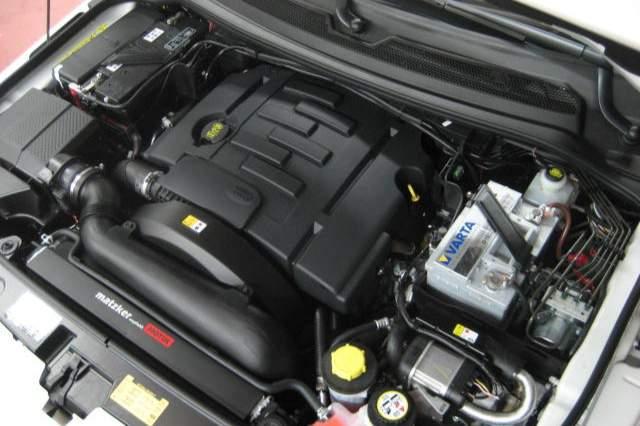 Manuelle Doppelbatterieanlage – Range Rover Sport (bis MJ 2012)