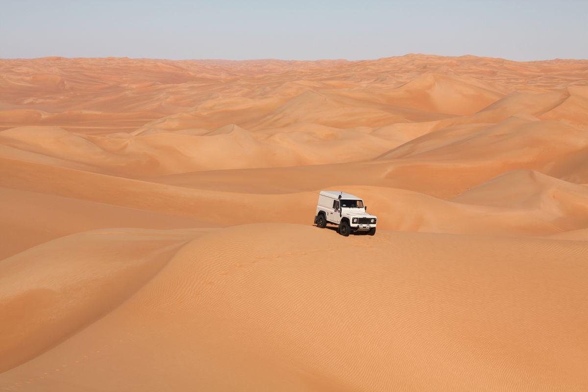 16.000 km durch Afrika