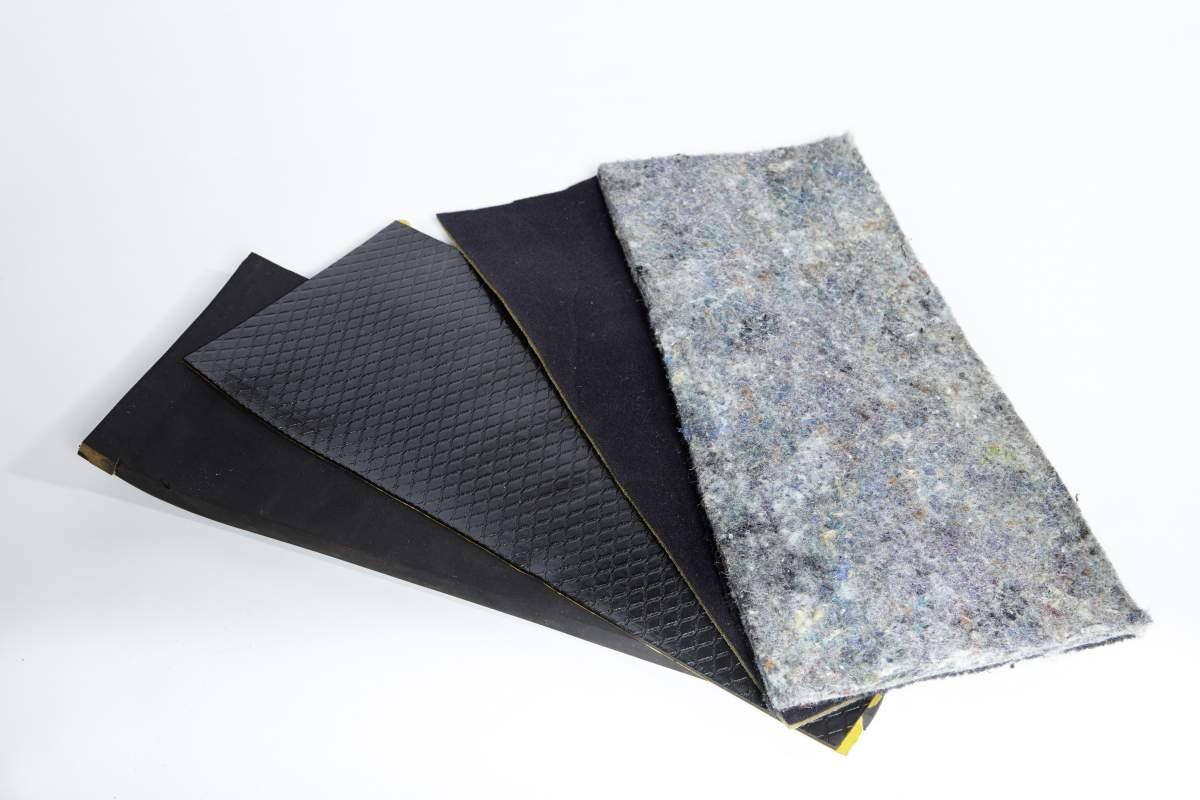 Noise Reduction Kit Vogue, Geräuschdämmung – Defender