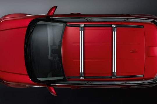 Dachquerträger – Range Rover Evoque