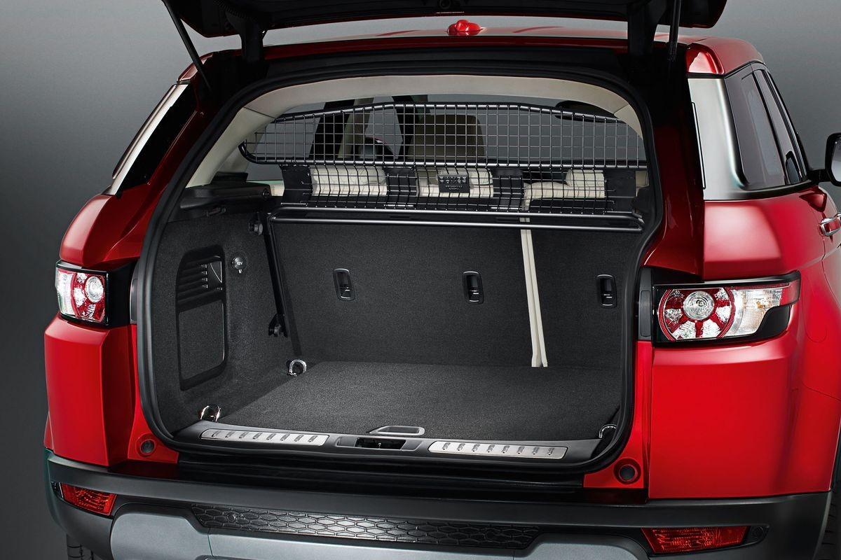 Laderaumabtrennung – Range Rover Evoque