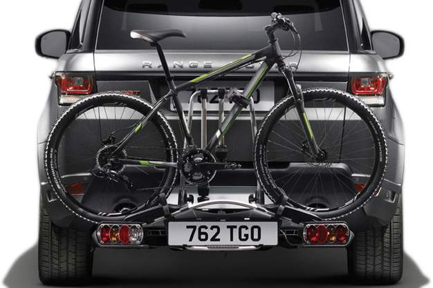 fahrrad hecktr ger f r drei fahrr der. Black Bedroom Furniture Sets. Home Design Ideas