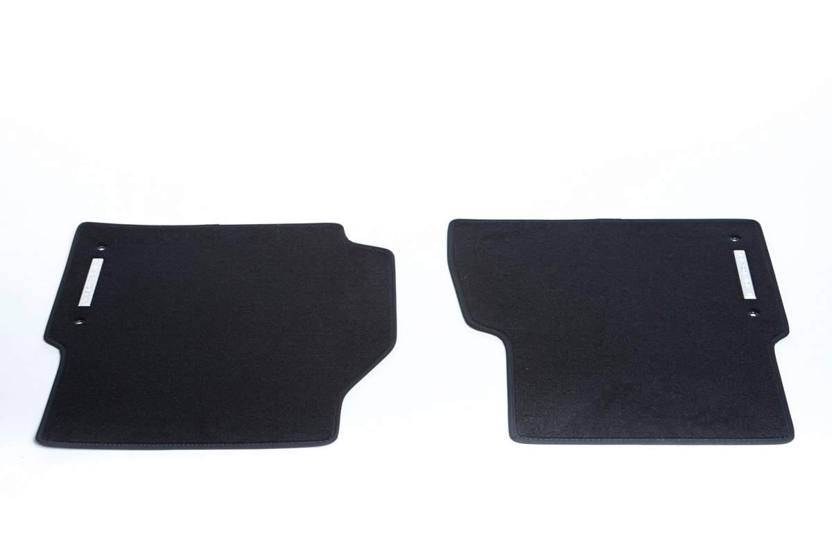 Premium-Teppichmatten – Defender vorne