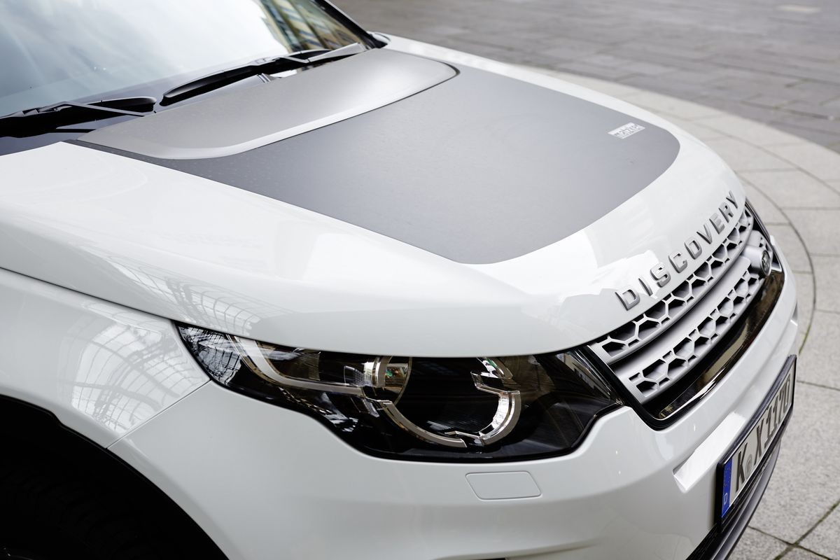 Performance-Dekor Motorhaube – Discovery Sport