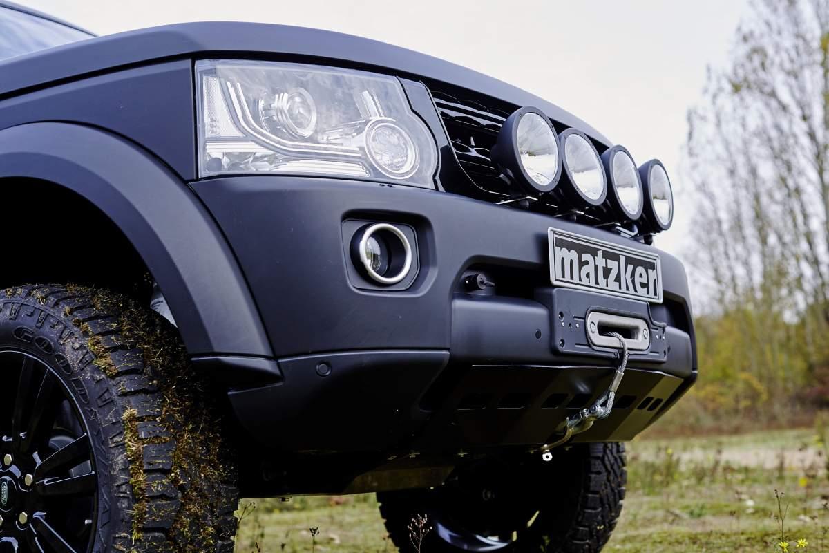 Matzker Sondermodell dc7
