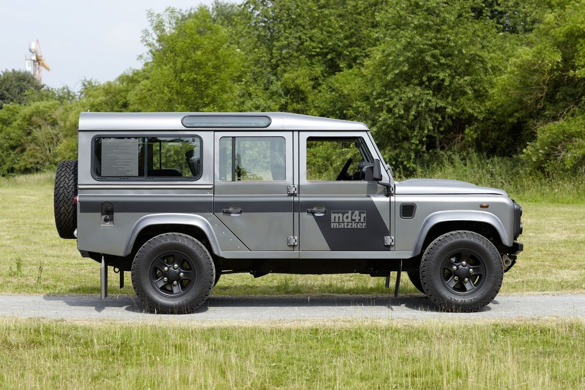 Defender Roof Rack Lovequilts