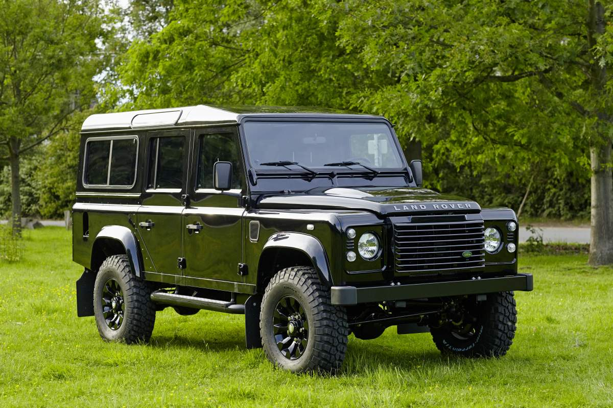 Matzker Defender 110 Black Series