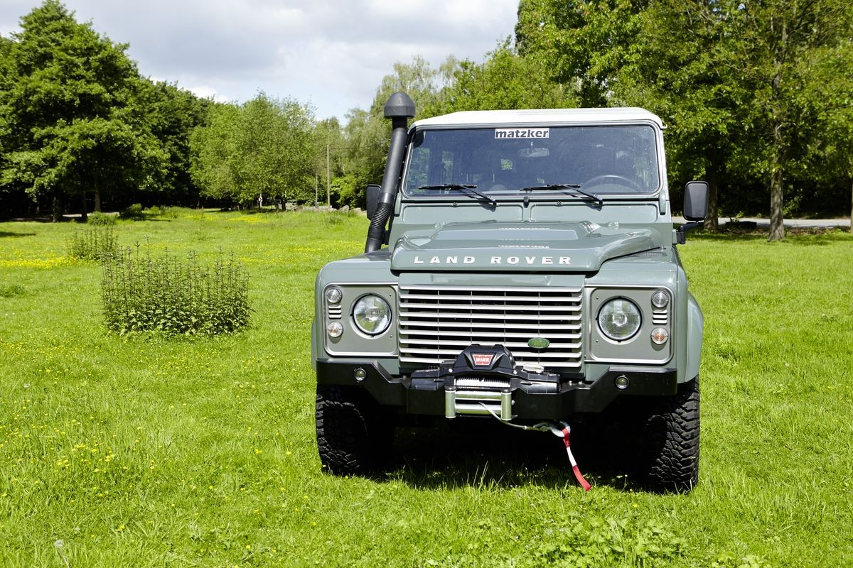 Matzker Defender 110 Touring
