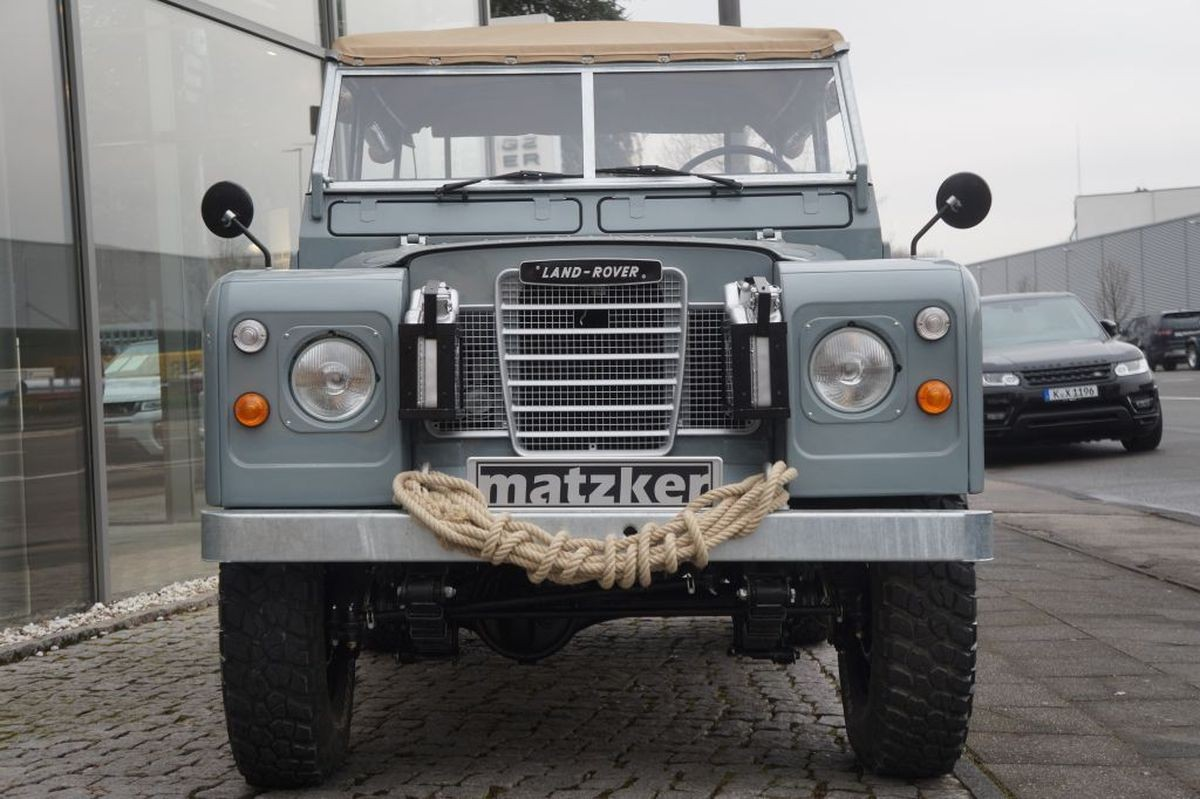 Land Rover 88 Serie III 2.25 Soft Top