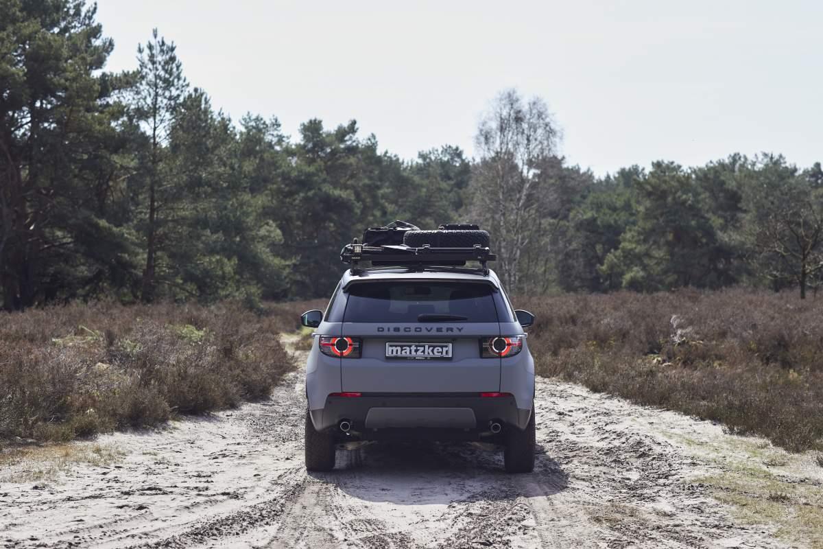 Dachgepäckträger Expedition – Discovery Sport