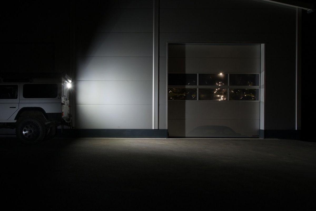 Power-LED-Arbeitsscheinwerfer, 83 mm – Defender