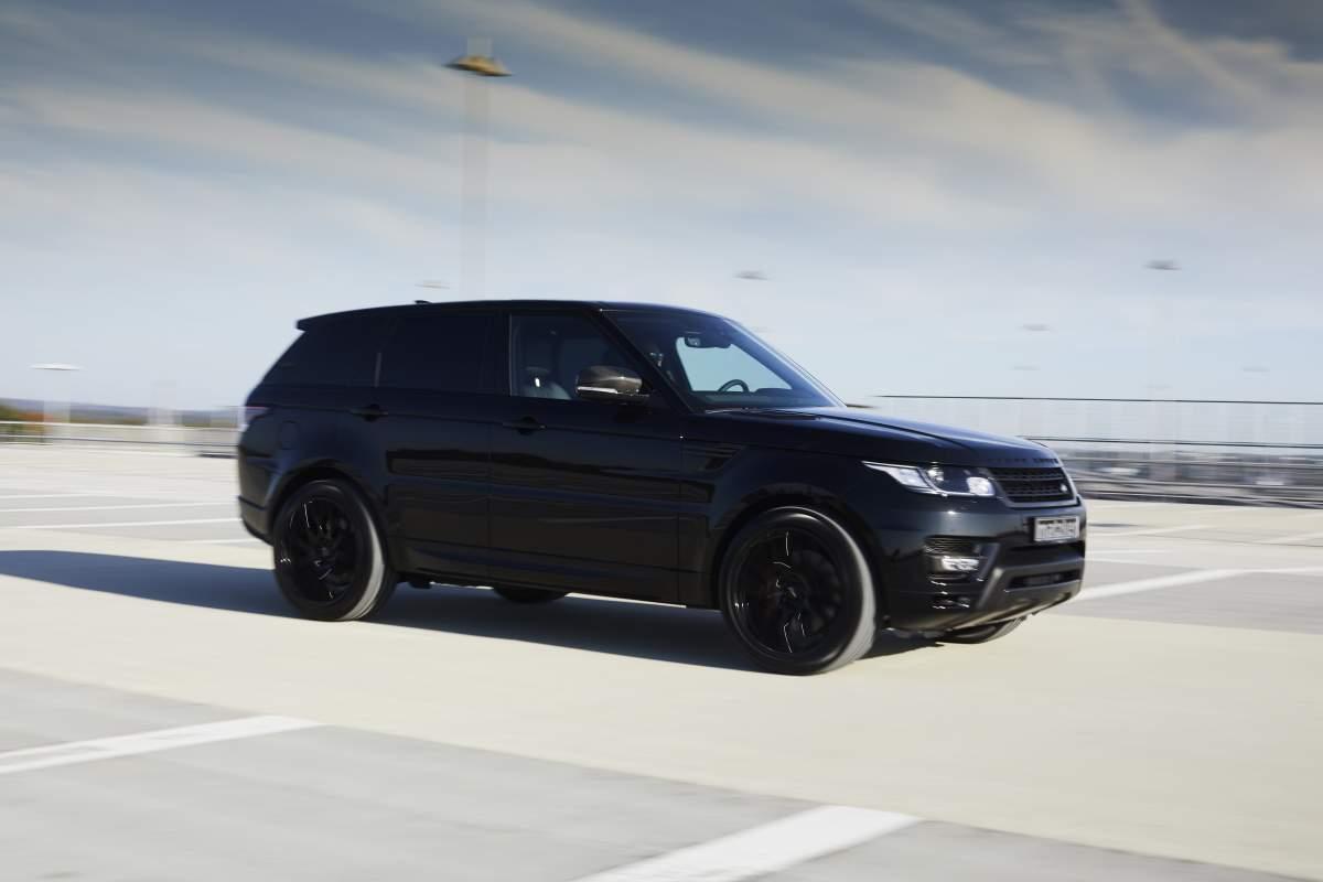 Matzker Sondermodell Range Rover Sport Carbon