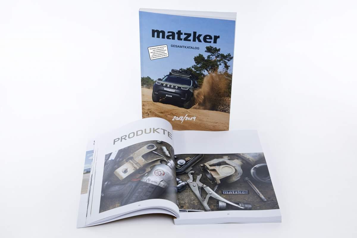 Matzker Gesamtkatalog 2018/2019