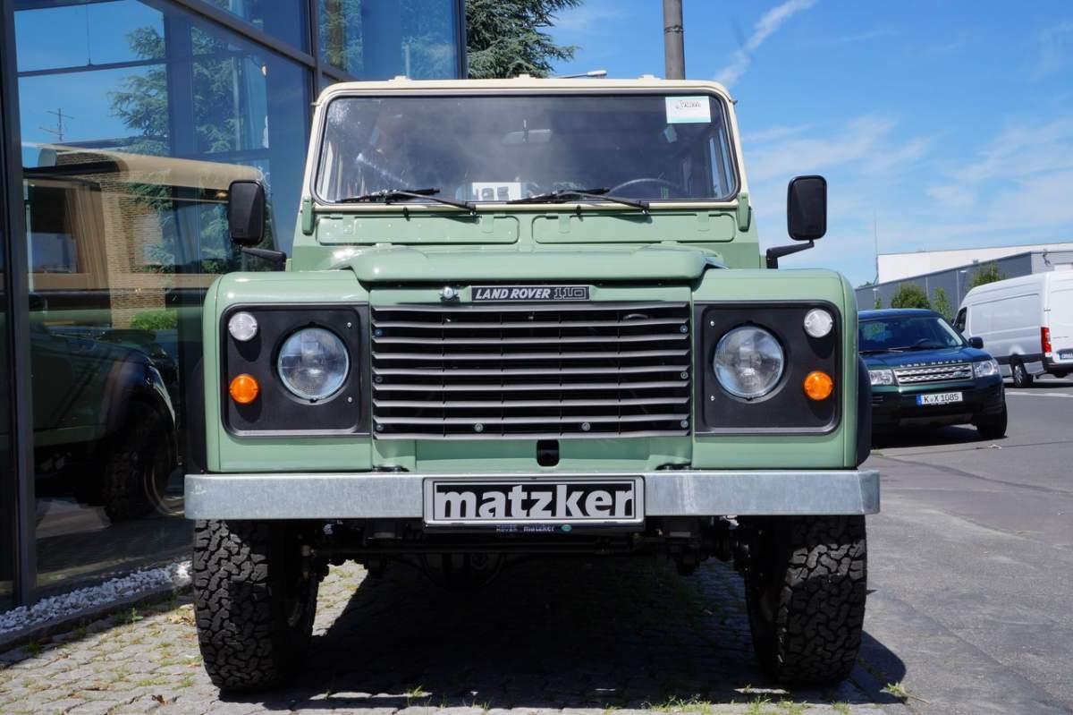 Land Rover 110 3.5 V8 Station Wagon