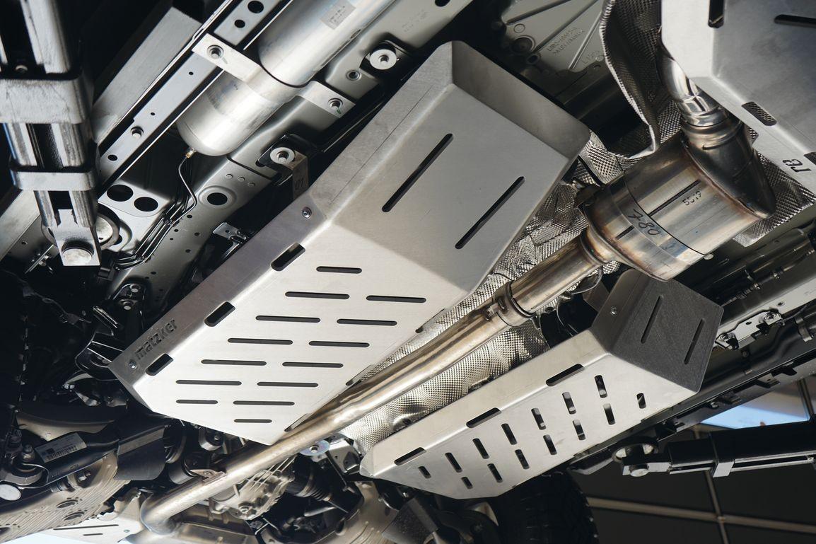 Kraftstofftank Schutzgehäuse – New Defender