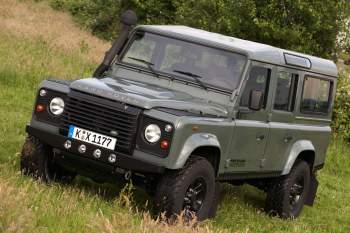 Radsatz 265/75R16 auf LM-Felge Boost – Defender