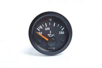 Zusatzinstrument Ölthermometer – Defender