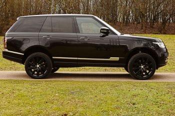 Electronic Handling und Offroad Kit – Range Rover