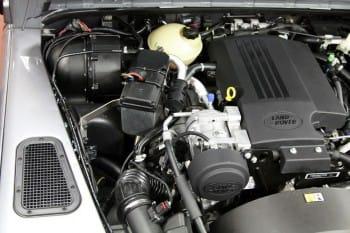 Standheizung, Einbausatz Motorvorwärmanlage – Defender