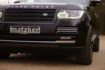 Leichtmetall-Spurverbreiterung – Range Rover