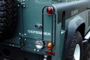 Lampenschutzgitter, hinten – Defender
