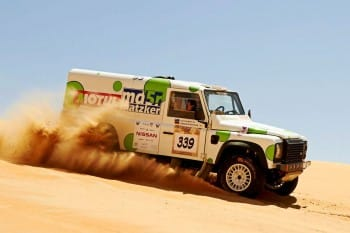 Rallye-Antriebswellen, Hinterachse – Defender